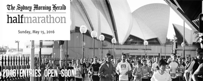 The Sydney Morning Herald Half Marathon
