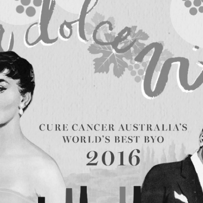 Cure Cancer Australia's World's Best BYO